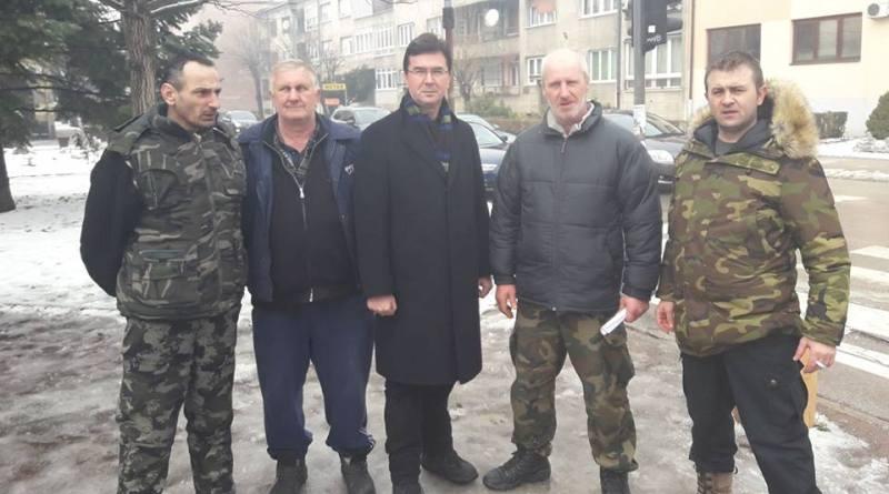 Advokat Mirnes Ajanović brani borce koji su učestvovali na boračkim protestima