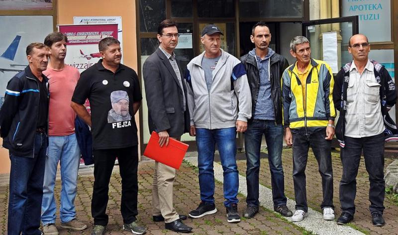 Video: Mirnes Ajanović odbranio borce i na sudu