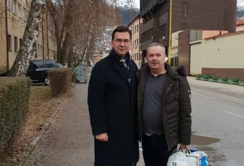Advokat Mirnes Ajanović: Policajci pušteni na slobodu
